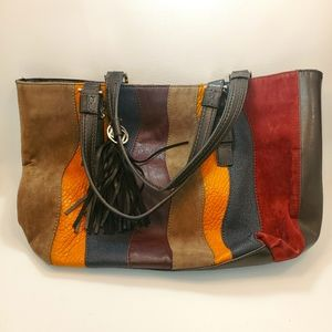 Relic purse shoulder bag multicolored